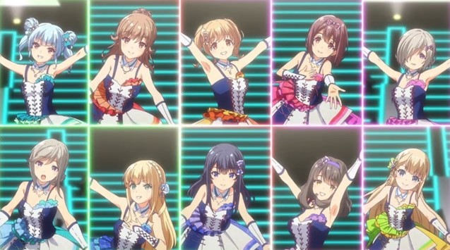 Idoly-Pride-Wallpaper Ready to Shed Blood, Sweat, and Tears with Idols? - Idoly Pride First Impressions