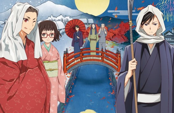 Kabukibu-Wallpaper Top 10 Anime Inspired by Japanese Tradition [Best Recommendations]