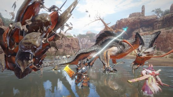 MHRISE_Rathian-01_bmp_jpgcopy-560x315 Latest Monster Hunter Rise Trailer Debuts New Monsters, Locations, and Rampage Gameplay
