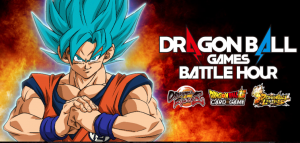 First Online Global Broadcast Online Event, DRAGON BALL Games Battle Hour Happening This March!