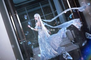 Cosplayer Shika Reveals a Beautiful Cosplay of Emilia from Re:Zero!!