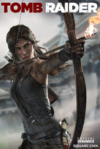 25_yr_logoSELECT_FNL-560x555 Square Enix and Crystal Dynamics Kick off Year-Long Celebration of Tomb Raider's 25th Anniversary