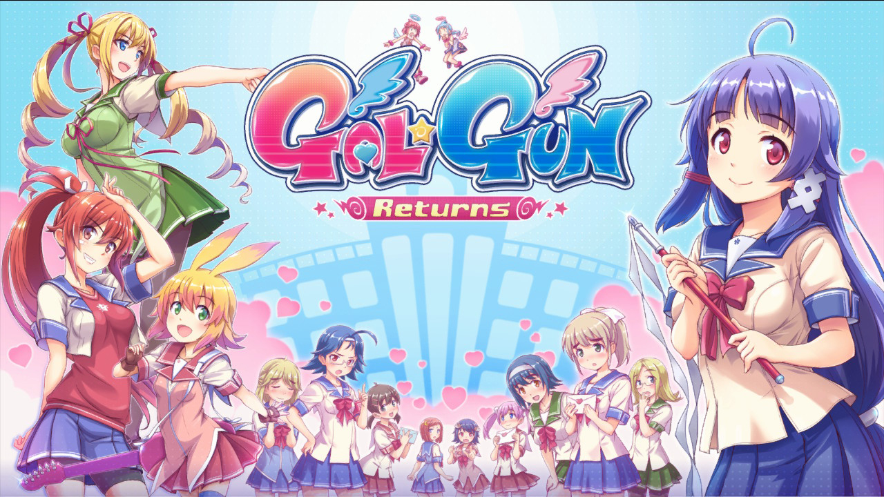 gal_gun_returns_splash Gal*Gun Returns, but With a Lot of Censorship and the Same Controversial, Rather Outdated Gameplay Mechanics