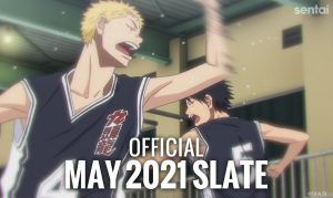 Section23 Films Announces May Slate Including Ahiru no Sora, BAKI and More!