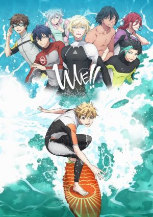 6 Anime Like Wave!!: Surfing Yappe!! (WAVE!! -Let's go surfing!!-) [Recommendations]