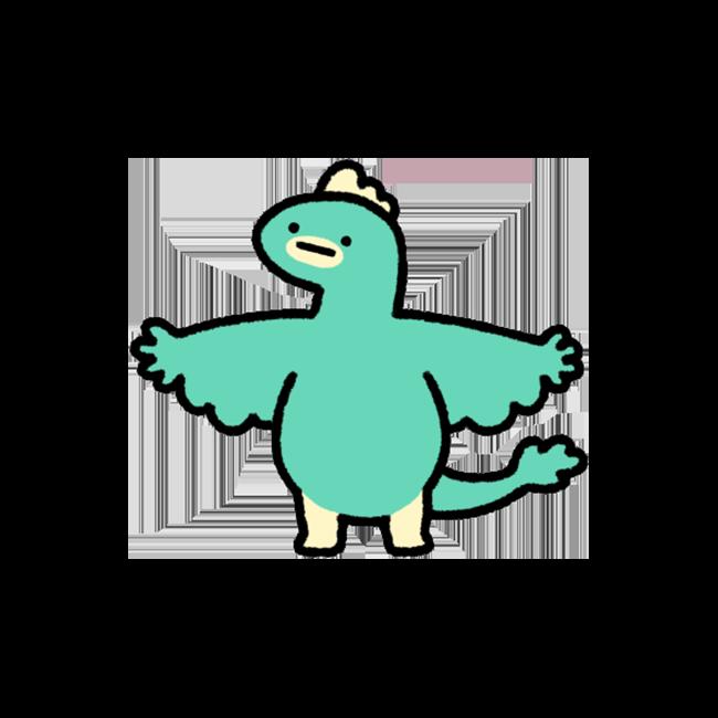 """Dinosaur-Biyori-KV Dino Slice of Life Anime """"Dinosaur Biyori"""" Coming this Spring"""