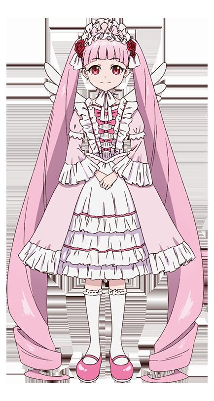 Fairy-Ranmaru-KV2 Fairy Ranmaru: Anata no Kokoro Otasuke Shimasu (Fairy Ranmaru)