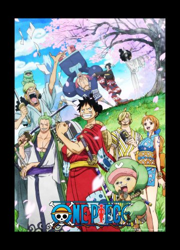 "One-Piece-Wano-Kuni-Key-Visual-360x500 ""One Piece Wano Watch Party"" Global Simulcast Fan Event on April 24 Presented by Toei Animation and Funimation"
