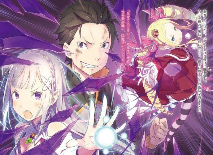 ReZero-kara-Hajimeru-Isekai-Seikatsu-2nd-Season-Part-2-Wallpaper-688x500 Top 5 Best Shounen Anime of Winter 2021