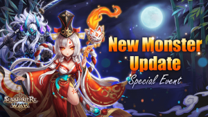 Summoners War: Sky Arena Update Brings New Monsters Onimusha & Onmyouji + Special Event