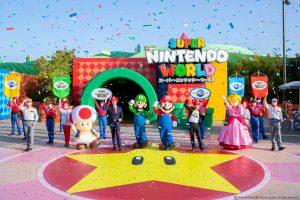 Super Nintendo World Opens at Universal Studios Japan!