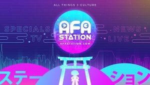 AFA Station - J-Culture Entertainment Portal Launches March 6th!