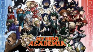 My Hero Academia Returns to Funimation March 27!