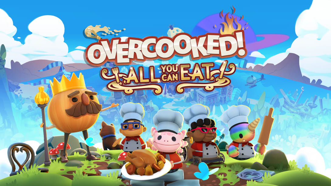 overcooked_all_you_can_eat_splash Overcooked! All You Can Eat - Can You Get Tired of Your Favorite Dish?