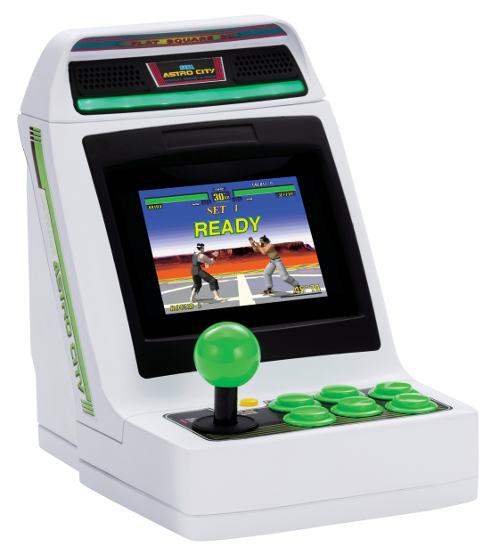 sega-astro-city-mini-1-560x560 SEGA Astro City Mini Console with 37 Games Available for Pre-Order!
