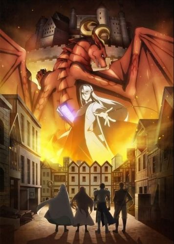 Dragon-Ie-o-Kau.-Wallpaper Dragon Goes House-Hunting First Impressions – A Real Estate Anime with a Real Knack for Humor