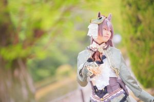 The Best Uma Musume Cosplay Online!