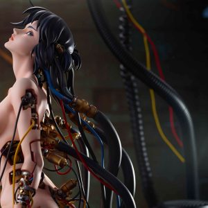 Gorgeous 1/4 Scale Ghost in the Shell Motoko Kusanagi Figure Now Available for Pre-Order!