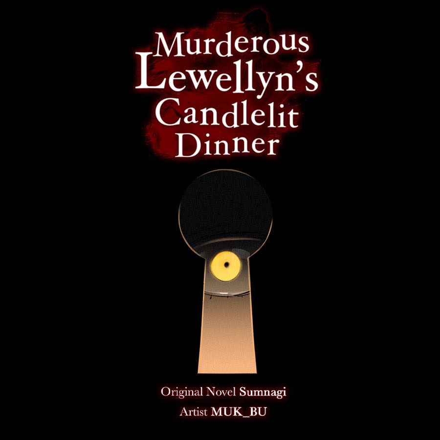 Murderous-Lewellyns-Candlelit-Dinner-splash Would You Join Murderous Llewellyn's Candlelit Dinner?