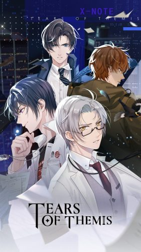 """Picture_Tears-of-Themis-281x500 miHoYo's Romance and Detective Game """"Tears of Themis"""" to Debut July 29 on Android and iOS"""