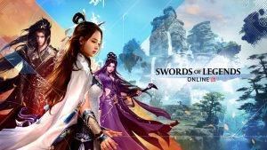 """Stunning Action MMORPG """"Swords of Legends Online"""" Release Date Announced!"""