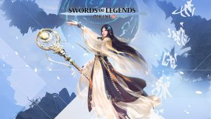 Introducing the Heavenly Summoner Class from Swords of Legends Online