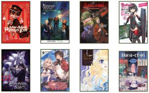 Action, Romance, Comedy, and Returning Favorites in Yen Press' April Releases!