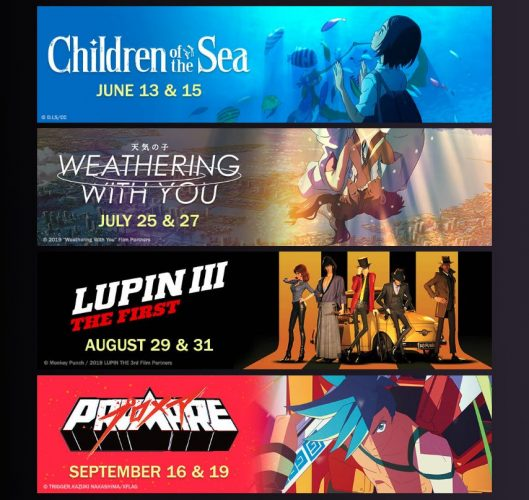 Screen-Shot-2021-04-14-at-2.01.05-PM-529x500 Children of the Sea, Weathering With You, Lupin III: The First, and Promare Return to Theaters!