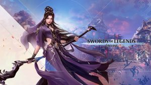 MMORPG Swords of Legends Online Introduces the Swift and Deadly Reaper Character Class