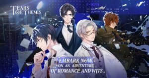"""Romance Detective Game """"Tears of Themis"""" Global Closed Beta Registration Is Open!"""