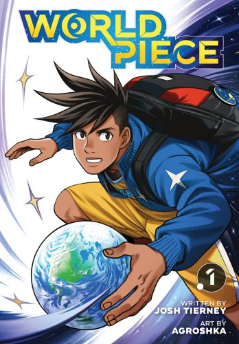 World-Piece-manga-348x500 World-Traversing Adventure in World Piece Vol. 1 [Manga]