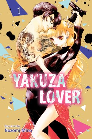 That Escalated Quickly - Yakuza Lover Vol. 1 [Manga]