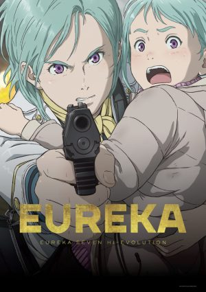 """Check Out the Visual and Promo Video for """"Eureka Seven Hi-Evolution 3 Movie"""", Out November 26!"""