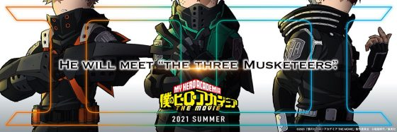 """Boku-no-Hero-Academia-THE-MOVIE-World-Heroes-Mission-My-Hero-Academia-THE-MOVIE-World-Heroes-Mission-560x187 """"My Hero Academia THE MOVIE World Heroes' Mission"""" Reveals New Trailer Featuring Theme Song!!"""