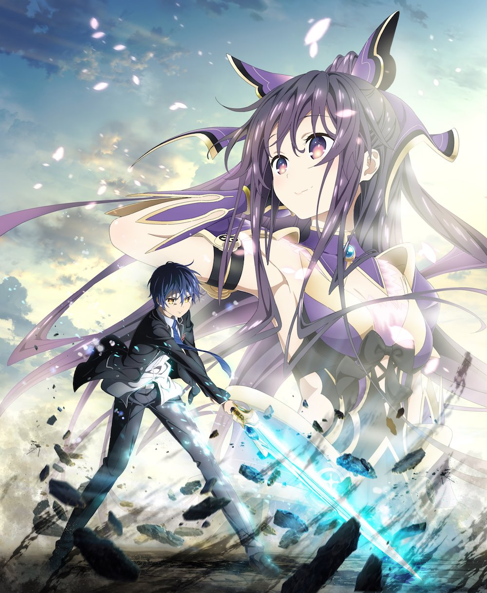 """Date-A-Live-Ⅳ-KV The Date Battle Continues in """"Date A Live IV"""" (Date A Live 4th Season) Fall 2021!!"""