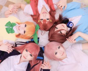 The Best and Sexiest Quintessential Quintuplets Cosplay Online