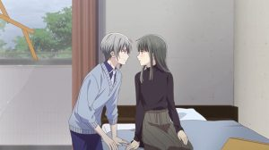 Yuki and Machi are Adorable Together - Love Heals in Fruits Basket: The Final
