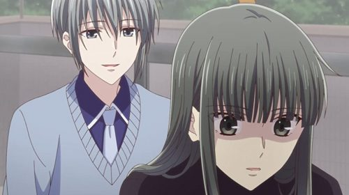 Fruits-Basket-wallpaper-2-700x392 Yuki and Machi are Adorable Together - Love Heals in Fruits Basket: The Final