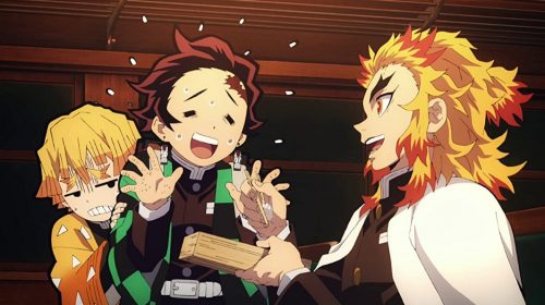 Kimetsu-no-Yaiba-Demon-Slayer-Mugen-Train-Wallpaper-6-700x390 Demon Slayer -Kimetsu No Yaiba- The Movie: Mugen Train Review - Exactly as Awesome As You Knew It Would Be, and Then Some!