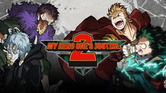 MY-HERO-ONES-JUSTICE-2_Game_Horizontal_Key_Art-560x315 Gentle & La Brava Join the MY HERO ONE'S JUSTICE 2 Roster Today; Launch Trailer Revealed