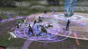 """New Action-Packed PvP Trailers Released for AAA MMORPG """"Swords of Legends Online"""""""