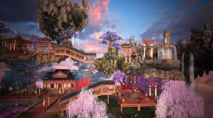 Find Your Perfect Home Among the Clouds in Upcoming AAA MMORPG Swords of Legends Online!