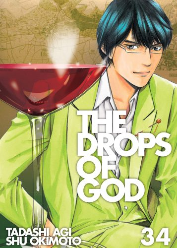 """The-Drops-of-God-visual-560x336 """"The Drops of God"""" Now Complete in English for the First Time from Kodansha"""