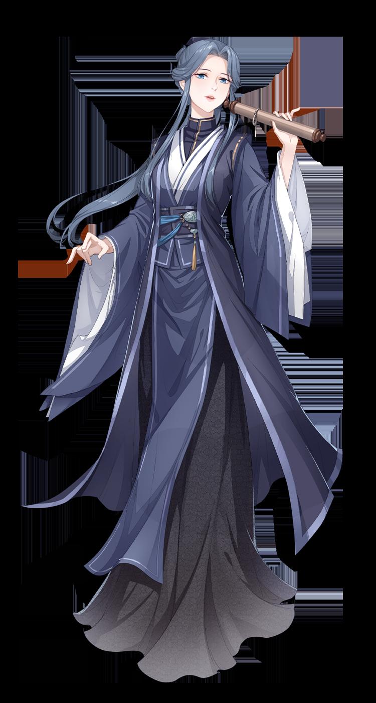 """Tian-Guan-Ci-Fu-KV Chinese Historical Anime """"Tian Guan Ci Fu"""" Out Summer 2021!!"""