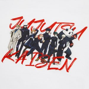 Second UNIQLO x JUJUTSU KAISEN UT Collection Hits US Stores June 24!