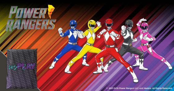 CP-AUG21-TBD-DMA-POWER-RANGERS-560x293 Show Your Fandom Wherever You Go with Loot Crate's New CosPLAY Wearables Line!