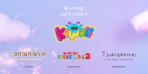 Crunchyroll's July Loot Crate Is All About Kawaii! Available Starting Tonight!