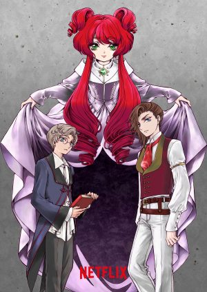 CLAMP x WIT Studio x Grimm Fairy Tales Anime Project Started