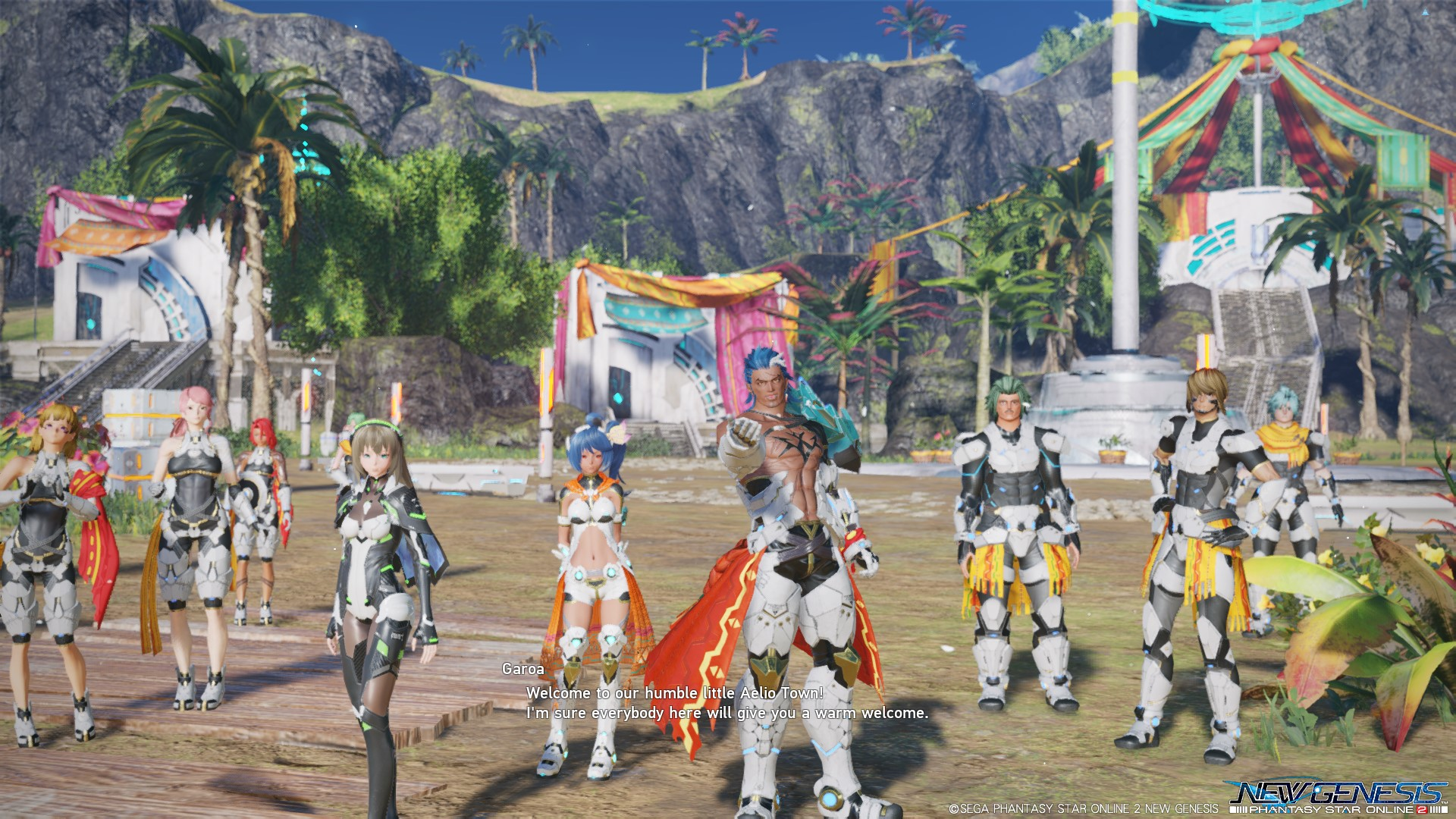 New-Genesis-Phantasy-Star-Online-2 New Genesis Is a Nice Upgrade to Phantasy Star Online 2, but It Needs a Lot of Work If It Wants to Stay Relevant