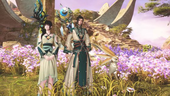"""SOLO-Spearmaster_logo-560x315 Stunning Action MMORPG Based on Ancient Chinese Folk Tales """"Swords of Legends Online"""" Available Today!"""